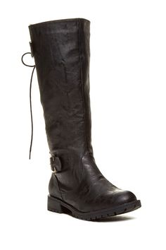 Bucco Carrini Back Lace-Up Boot by Bucco on @nordstrom_rack $34