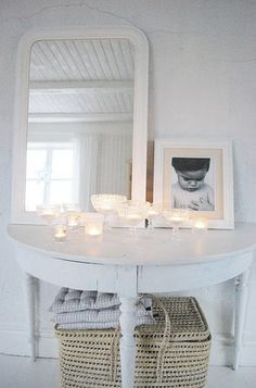 """Love the idea with """"candle holders"""""""