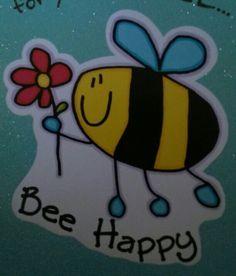 Bee happy:-)
