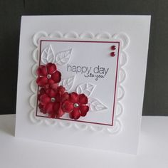 CAS358 ~ Happy Day to You by sistersandie - Cards and Paper Crafts at Splitcoaststampers