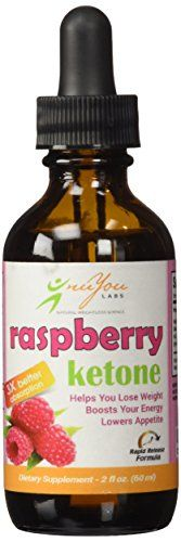 Find best price for nuYou Labs Raspberry Ketone Drops with Rapid Release Fat-Burning Raspbery Ultra Drops Formula - Pure Natural Raspberry Ketones - Gluten Free - 2 oz Bottle Raspberry Ketones, Cooking Recipes, Healthy Recipes, Hot Sauce Bottles, Fat Burning, Herbalism, Vitamins, The 100, Gluten Free