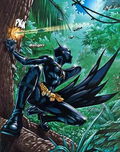 Batgirl in Batman and the Outsiders, Vol. 2, #4