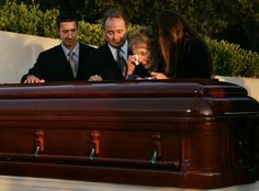 Funeral- Ronald Reagan. Reagan Family at the Presidents Funeral. http://www.thefuneralsource.org/deathiversary/june/05.html