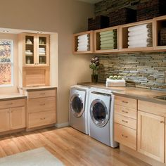 Laundry Photos Design, Pictures, Remodel, Decor and Ideas - page 3