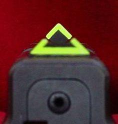 SureSight gun sights, kindly interesting