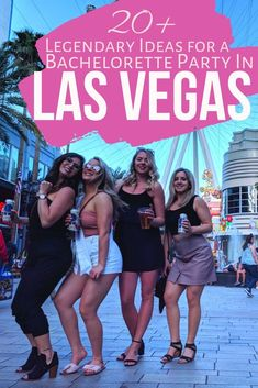 There's no doubt, a Las Vegas bachelorette party is the ultimate send off for your favorite bride-to-be! While there are so many things to do in Vegas, here's the perfect girls trip itinerary with uni Classy Bachelorette Party, Bachelorette Outfits, Bachelorette Party Planning, Bachelorette Weekend, Bachlorette Party, Las Vegas, Vegas Party, Bottomless Mimosas, Low Key