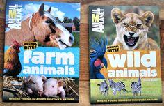 animal planet books