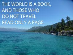 Travel Quotes #Tahoe