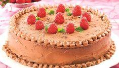 Kapret andreplassen i Hjemmets festkakekonkurranse - Artikler Norwegian Food, Norwegian Recipes, Let Them Eat Cake, Chocolate Cake, Tiramisu, Cravings, Nom Nom, Cake Recipes, Food And Drink