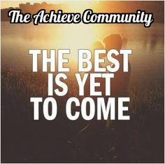 We are just getting going here at The Achieve Community. If you want to create financial freedom from a $50 purchase, we have something to show you! WATCH the Video http://youtu.be/_WJhxiOurnM and then join us here  http://bit.ly/achieves Join Us on Face Book.. Let Us Help You Achieve.. https://www.facebook.com/groups/TheOfficialAchieveCommunity/