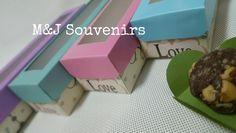 Caja para dulces. , boxes