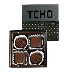 Artisan Confections Caramel Gift Box by TCHO