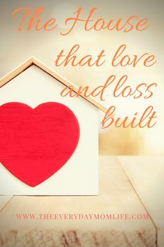 October is Pregnancy and Infant Loss Awareness Month. We have had five losses and that has impacted our home. See how our lives have not turned out the way we have planned, but our house has still become the place we call home.