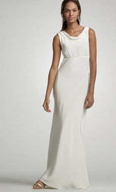 New With Tags J. Crew Wedding Dress 19848, Size 8    Get a designer gown for (much!) less on PreOwnedWeddingDresses.com