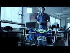 Hybrid Drone: Qualcomm Research is building the core technologies to enable both rolling and flying drone. This flying drone can roll, fly, and perform vision-based obstacle detection in 3D space...