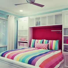 another type cute room for teen girls :)