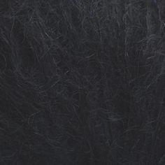 Kid Mohair, 25g, black - I Wool Knit