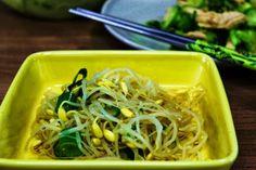 Pöytä Koreaksi: Ruokaa, jossa on itua