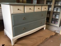 Stag Minstrel Refurbished Bedroom Chest Of Drawers Stunning Stag Furniture, Paint Furniture, Upcycled Furniture, Furniture Projects, Bedroom Chest Of Drawers, Chest Drawers, Home Bedroom, Bedroom Decor, Bedrooms