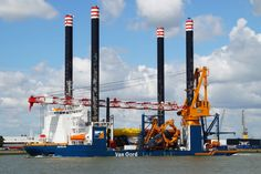In recordtijd Van Oord heeft in 3,5 maand de 150 fundaties voor het Gemini windpark geïnstalleerd.   http://koopvaardij.blogspot.nl/2015/10/in-recordtijd.html