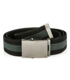 Pánsky čierno grafitový opasok Belt, Accessories, Fashion, Belts, Moda, Fashion Styles, Fashion Illustrations, Jewelry Accessories