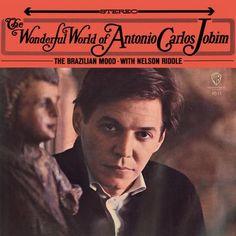 Resultado de imagem para tom jobim  1960 e 1970, Jobim gravou discos para os principais estúdios norte-