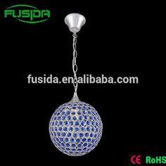 Home Dinning Lighting Ball Shape Crystal LED Modern Pendant Lights, View pendant light modern, Fusida Product Details from Zhongshan Fusida Lighting Co., Ltd. on Alibaba.com