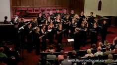 """""""A Farewell"""" by Molly Ijames Performed by Rivertree Singers"""