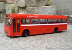 South Wales 408 (903DCY) | by Code 3 Bus Models