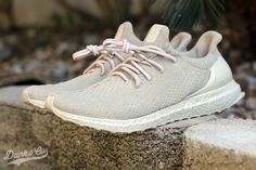 "adidas Ultra Boost Uncaged ""Oxford Tan"" Custom by Dank Customs"