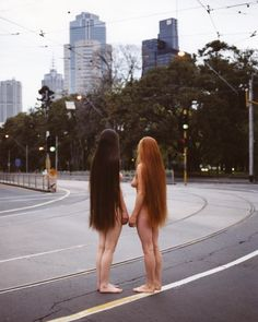Melbourne, Australia, 2002 Spencer Tunick