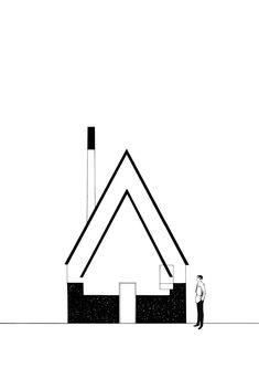 Galeria de Arquiteturas fantásticas: as ilustrações de Bruna Canepa - 26