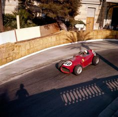 1959 Monaco Phil Hill Ferrari Dino 246