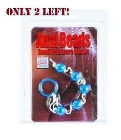 $11 buy it here https://www.paypal.com/cgi-bin/webscr?cmd=_s-xclick&hosted_button_id=D7BUFKUPKGNVN Small Anal Beads Assorted Colors. Anal beads are great for the beginner to the pro love maker. High quality and great feel, makes these beads a must have in your toy chest. 5 plastic anal beads on a string