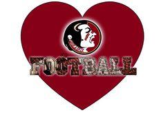 Love Florida State Seminoles Football