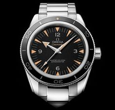 OMEGA Watches: Seamaster 300 Master Co-Axial
