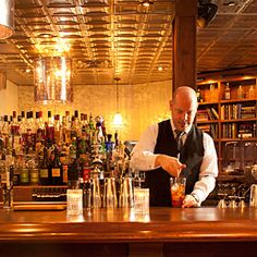 100 Best Bars in the South   The Patterson House, Nashville, Tennessee   SouthernLiving.com