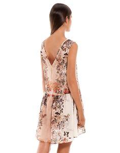 Bershka Serbia - Bershka volumized dress