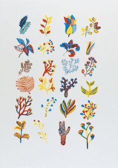 Gravures & Estampes | Encore Super | L'Herbier | Tirage d'art en série limitée sur L'oeil ouvert Street Art, Thing 1, Art Graphique, Decals, Images, Colours, Artwork, Graphic Illustrations, Poster