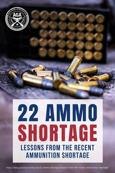 An ammunition shortage will render your gun stash useless. Read on to know the hows and whys of an ammo shortage and what to do then. #ammoshortage #ammunitionshortage #gunsandammo #ammo #ammunition #gunassociation