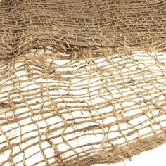 Burlap mesh erosion control cloth s a coarse biodegradable jute fabric and is used to prevent land erosion and for slope stabilization. Geo jute offers a high d