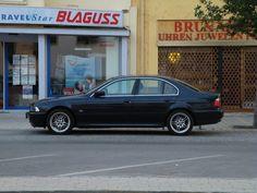 BMW 5 Series E39 (1995–2004) - BMW 5er (E39)