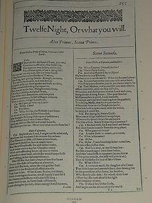 Twelfth Night - Wikipedia, the free encyclopedia