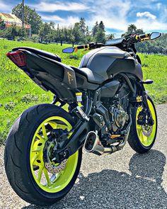 Yamaha Fz 07, Yamaha Bikes, Mt 15, Motorcross Bike, Motorcycle Wallpaper, Chopper Bike, Cool Sports Cars, Moto Bike, Mopeds
