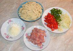 Reteta cu paste ingrediente Paste, Grains, Rice, Food, Essen, Meals, Seeds, Yemek, Laughter