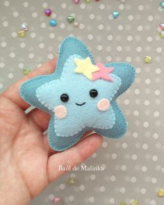 This is a digital tutorial on how to make Felt STAR ornament. Easy sewing pattern for beginners. Included step by step instructions, pictures and full size pattern pieces. (no need to enlarge or resize). Included two size template It's completely hand sew and you don't need a sewing machine.