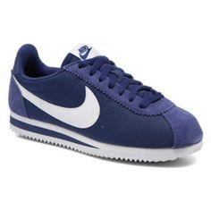 Nike Cortez Silber