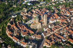 Photo aérienne de Rouffach - Haut-Rhin (68)