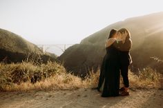 Gorgeous Big Sur, California one of the most romantic places to elope, rocky shorelines, sea breeze and beautiful views to backdrop your special memories. Big Sur California, California Wedding, Most Romantic Places, Beautiful Places, Love Story, Breeze, Memories, Sea, Couple Photos