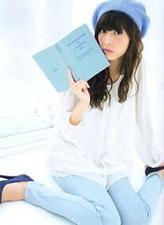 佐藤ありさarisa_sato Japanese Fashion, Asian Fashion, Fashion Models, Idol, Ruffle Blouse, Actresses, Cute, People, Beauty
